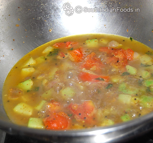 how to cook chow chow curry