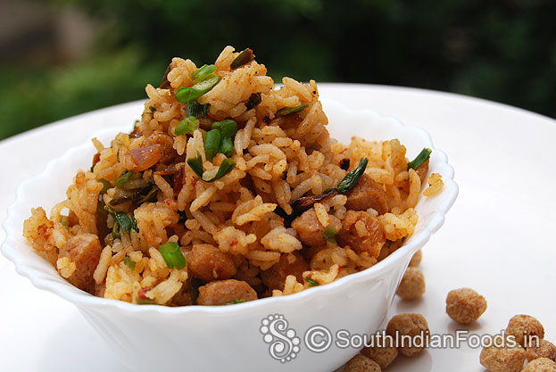 how to make meal maker rice