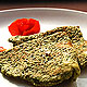sprouted greem gram dosa