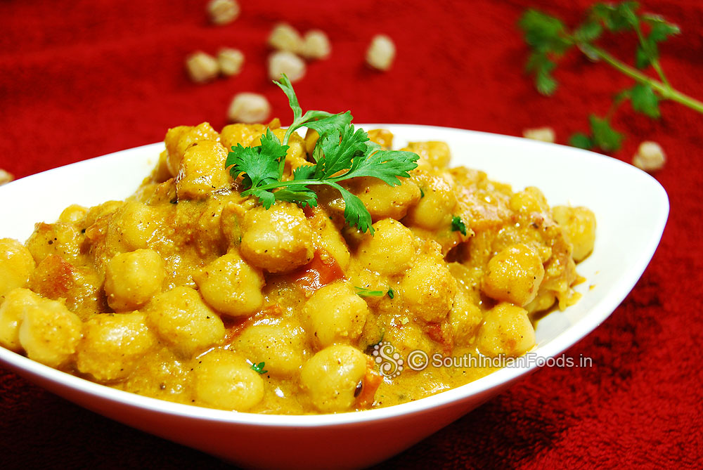 Chana masala recipe chickpea masala gravy cuisine style north india cooking time 20 minutes to serve 4 type curry masala gravy take with rotichapatiparathanaanrice forumfinder Image collections