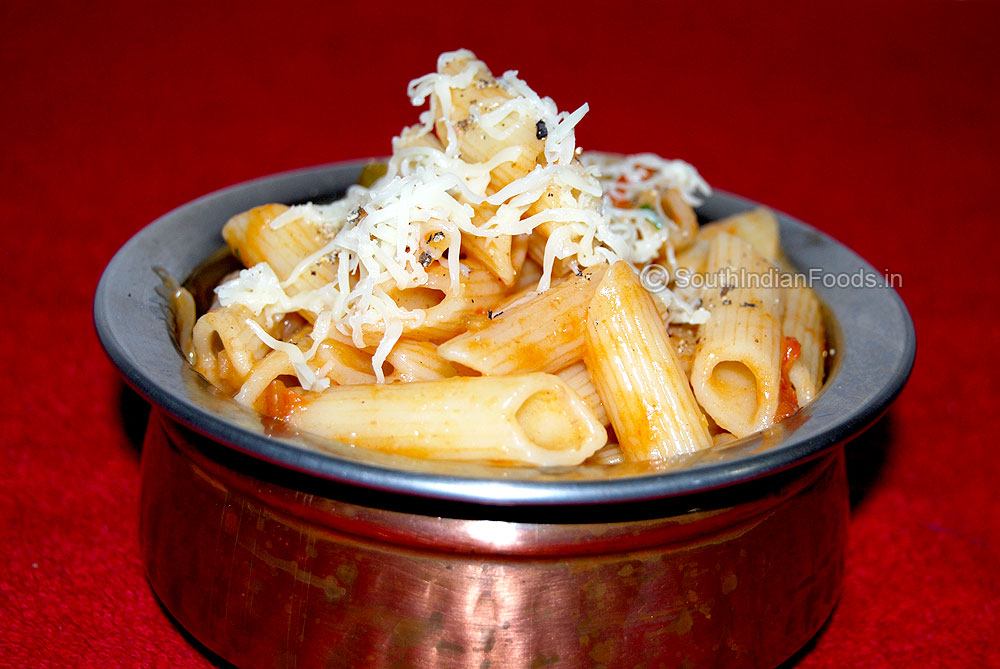 Masala penne pasta indian style pressure cooker pasta masala cuisine style indo italian cooking time 5 to 8 minutes to serve 3 type breakfast dinner take with fried egg boiled egg forumfinder Images