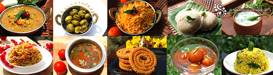 South Indian Recipe Index 75 Rice Variety 100 Kuzhambu Recipes 100 Sweets 300 Breakfast Etc